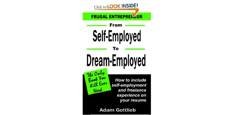 from self employed to dream employed