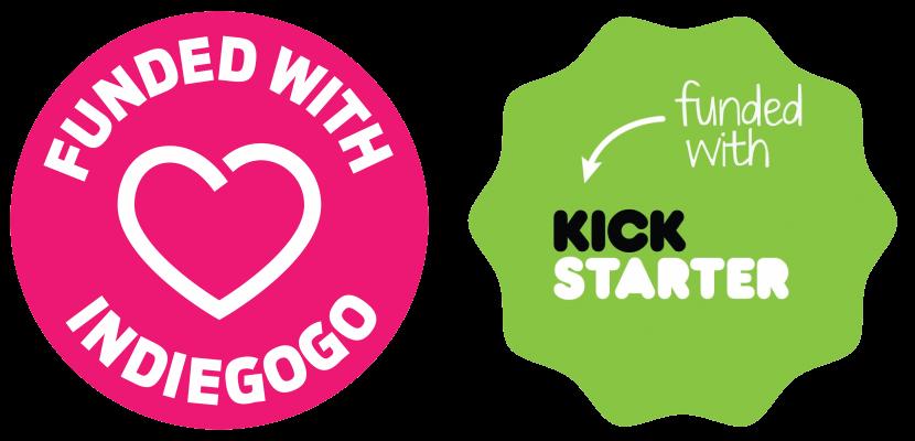 indiegogo and kickstarter funding