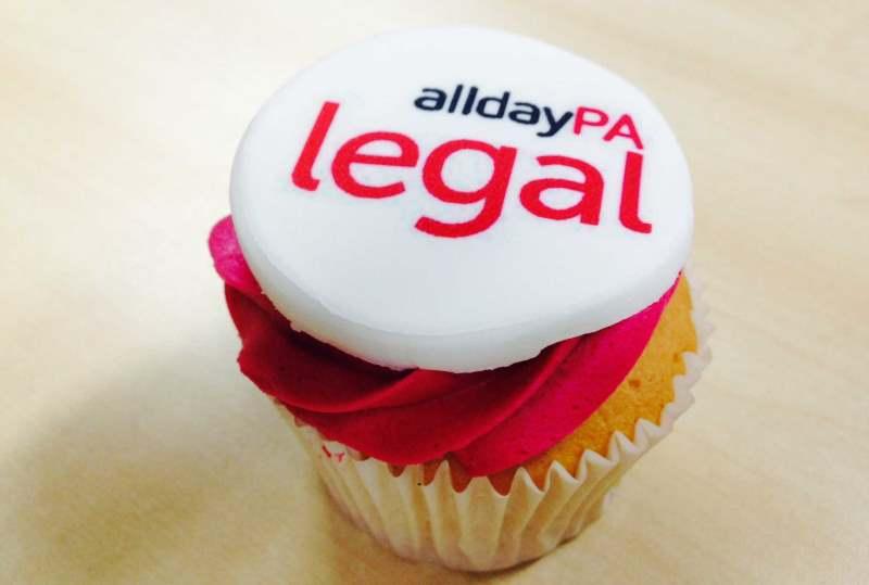 alldayPA cupcake