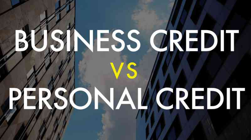 Why Separate Business Credit from Your Personal Credit?