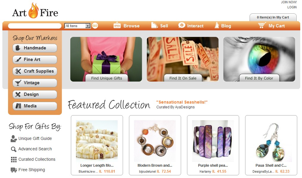 17 Alternatives to eBay in 2013 for Online Sellers and Small Businesses