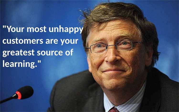 8 Best Inspirational Quotes By Bill Gates Frugal Entrepreneur