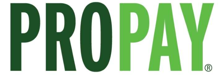 Propay alternative to paypal, propay logo