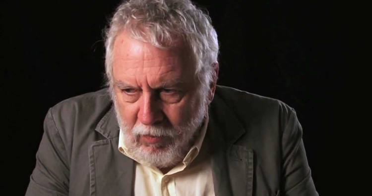 Nolan Bushnell founder of Atari, face portrait