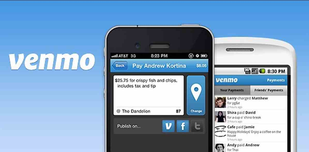 Alternatives to Paypal: Venmo