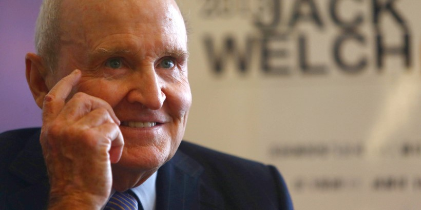 8 Best Inspirational Quotes From Jack Welch