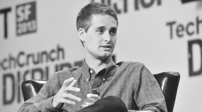 Think and Act Like Evan Spiegel