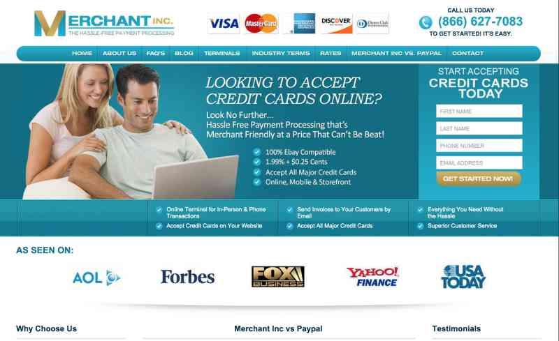 Paypal Alternatives: Merchantinc