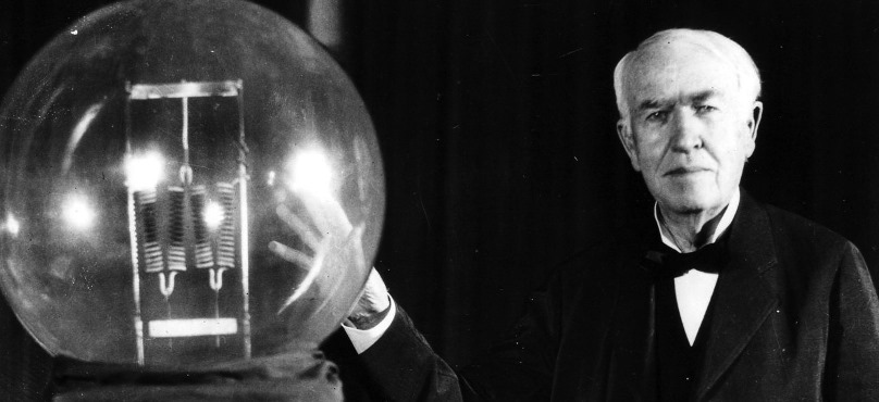 Historical Entrepreneur: Thomas Edison