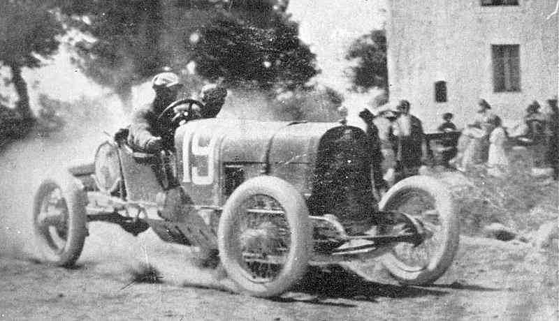 Historical Entrepreneur: Enzo Ferrari