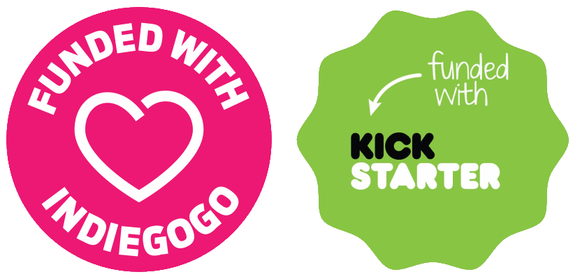 indiegogo and kickstarter funding