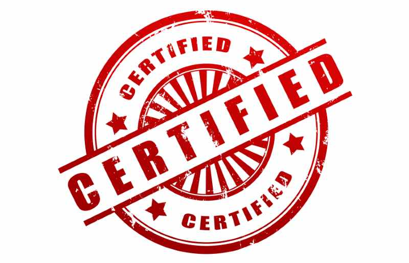 The Benefits Of Certification For Small Businesses