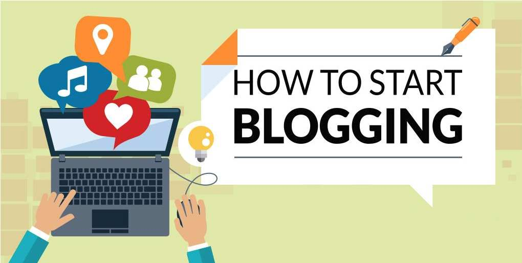 Four Things You Need To Get Blogging And Start Making Money