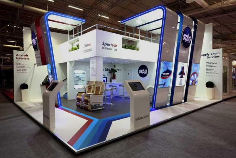 Exhibition Stand : How to come up with an attractive exhibition stand design frugal