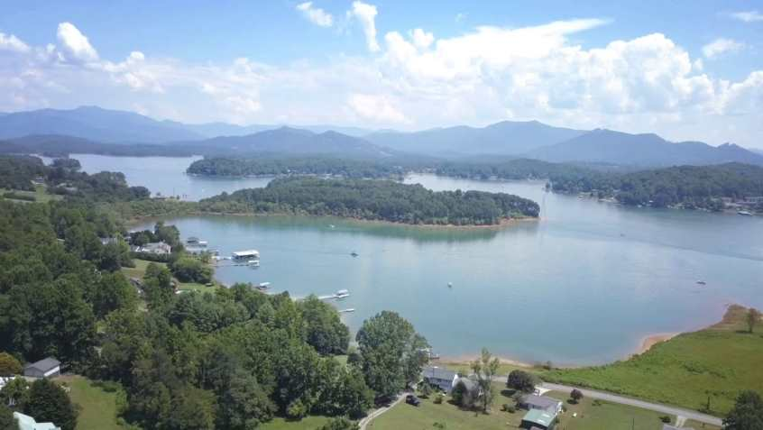 Lake Chatuge Hiawassee Georgia