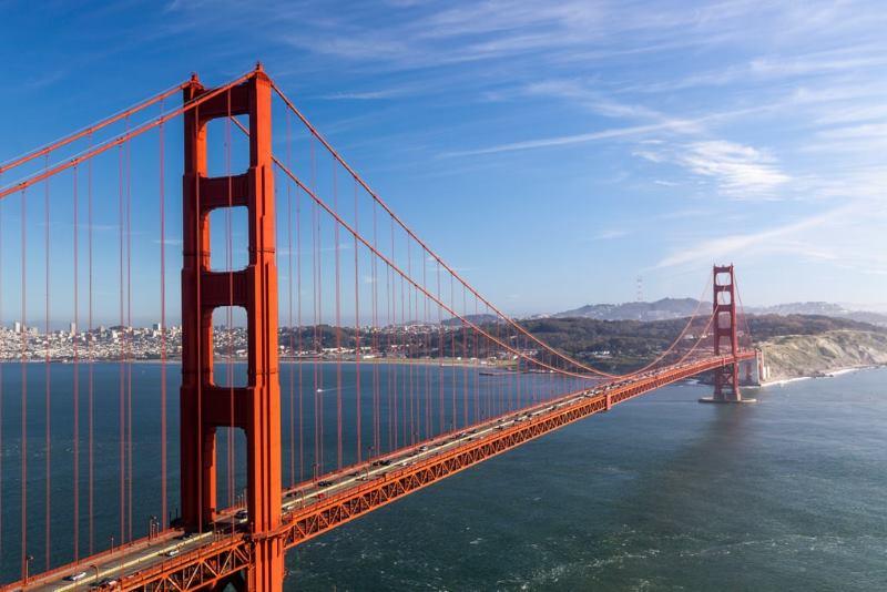 california golden bridge