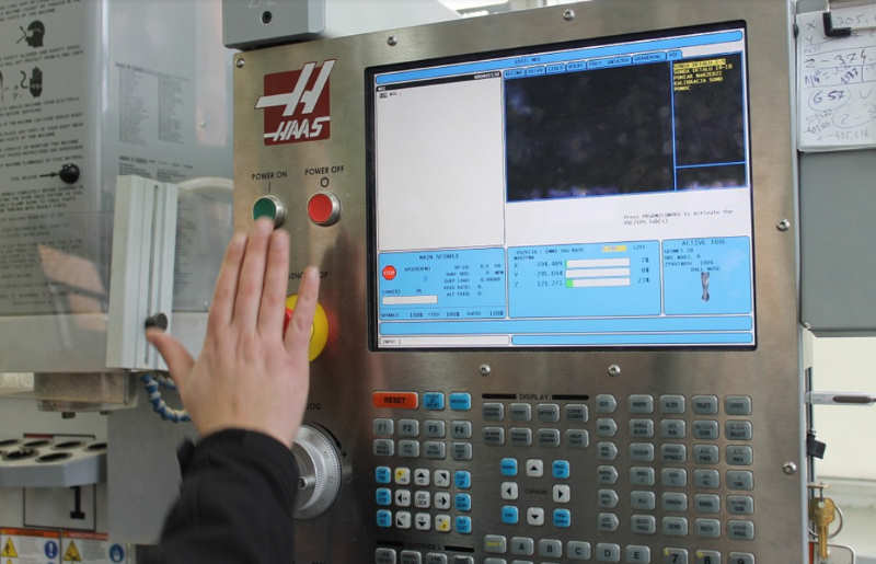 CNC helps boost production