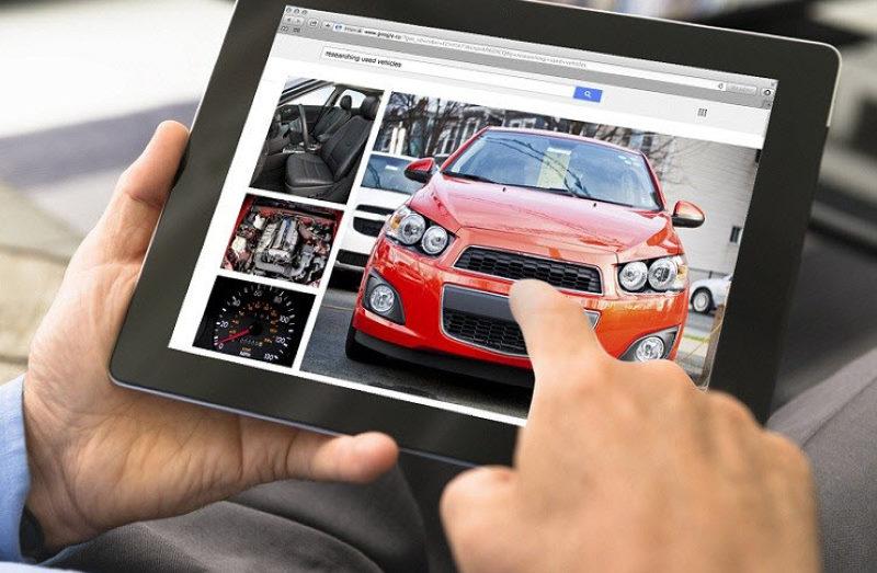 online car sale
