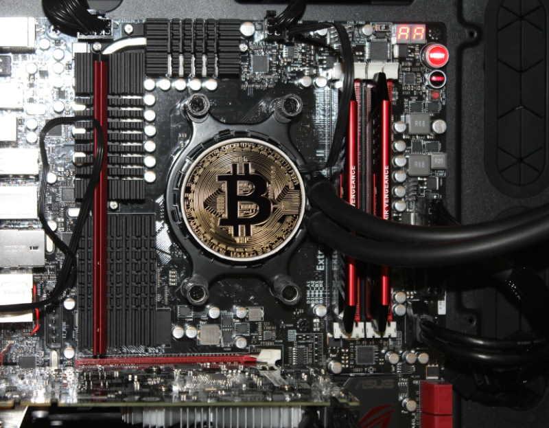 bitcoin cpu