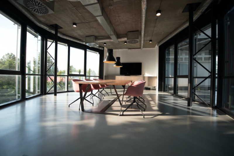 office terrace