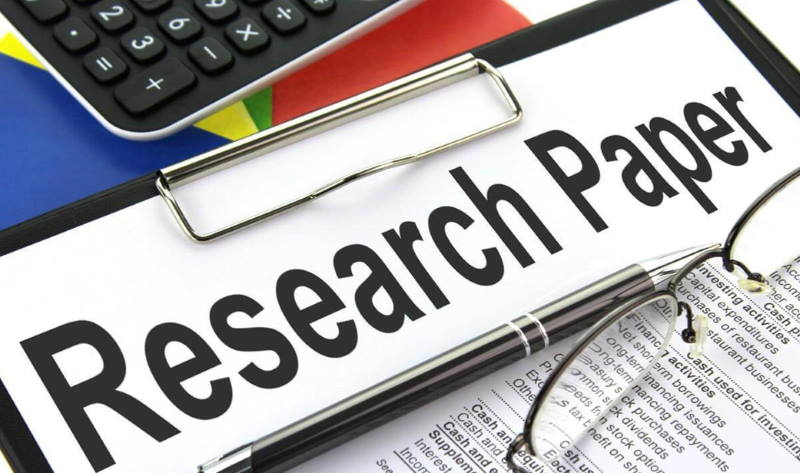 research paper methodology