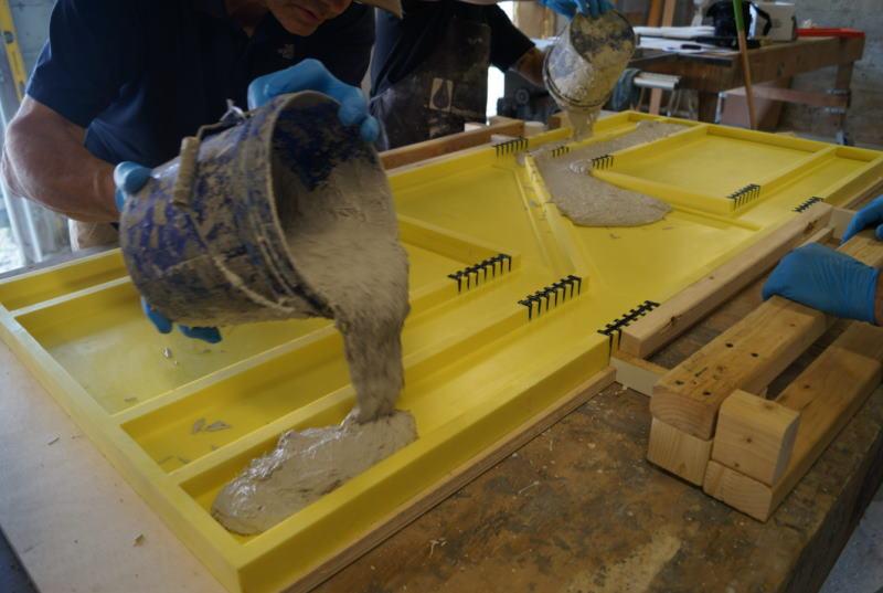 concrete molding