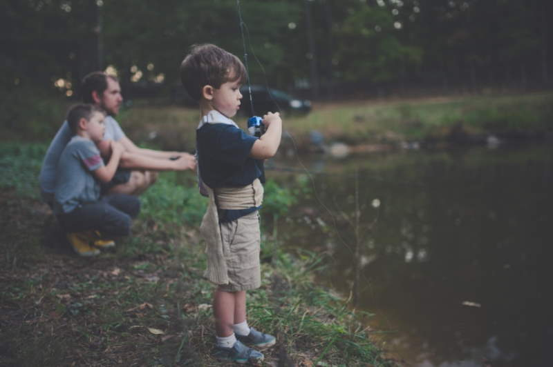 3 Reasons Why Fishing Is A Family Tradition