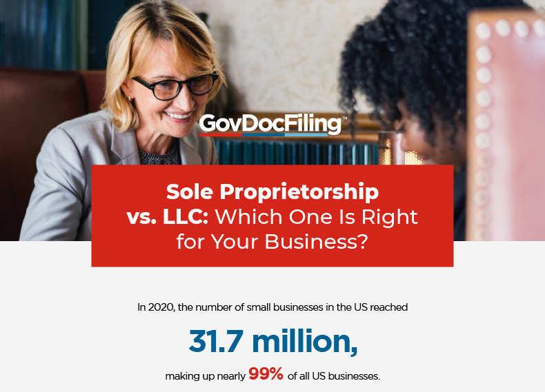 Sole Proprietorship vs. LLC